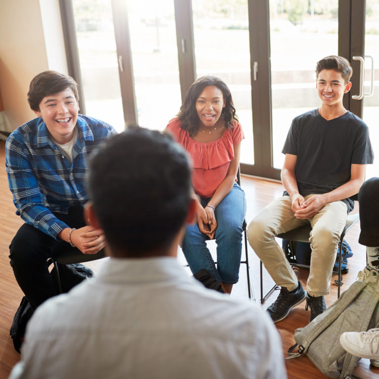 Young People Focus Groups for Mind