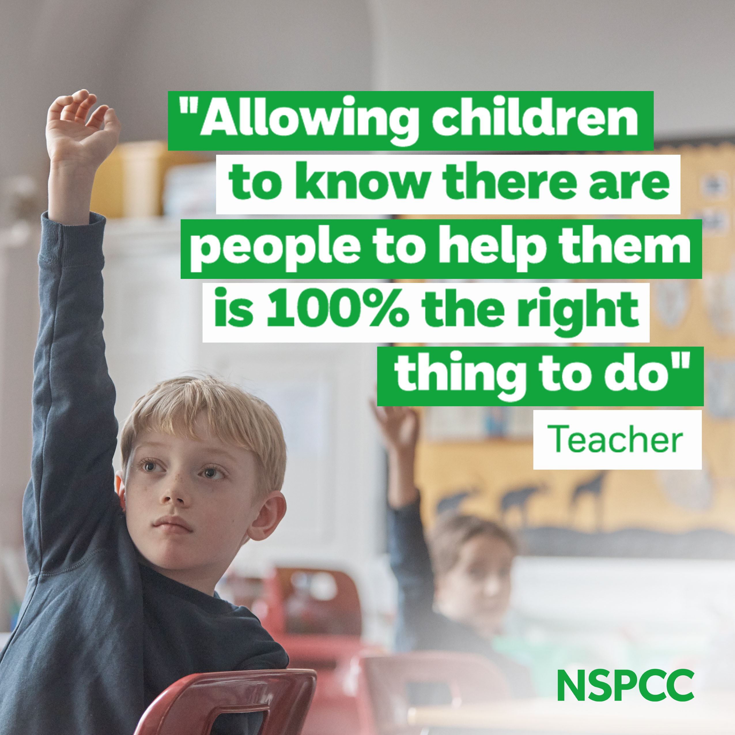 Boosting Assembly Bookings for NSPCC