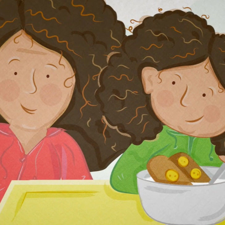Animation for the Department for Education and National Literacy Trust