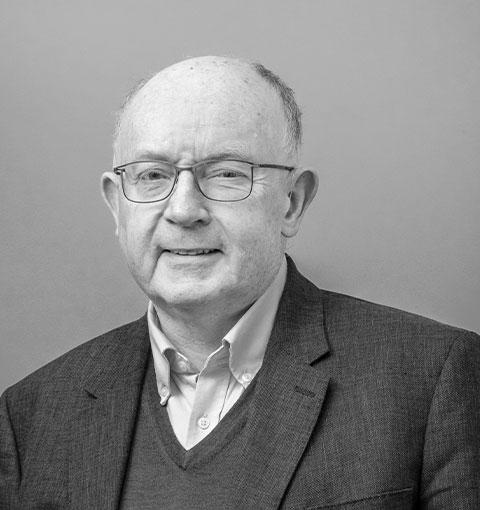 Philip Walters MBE