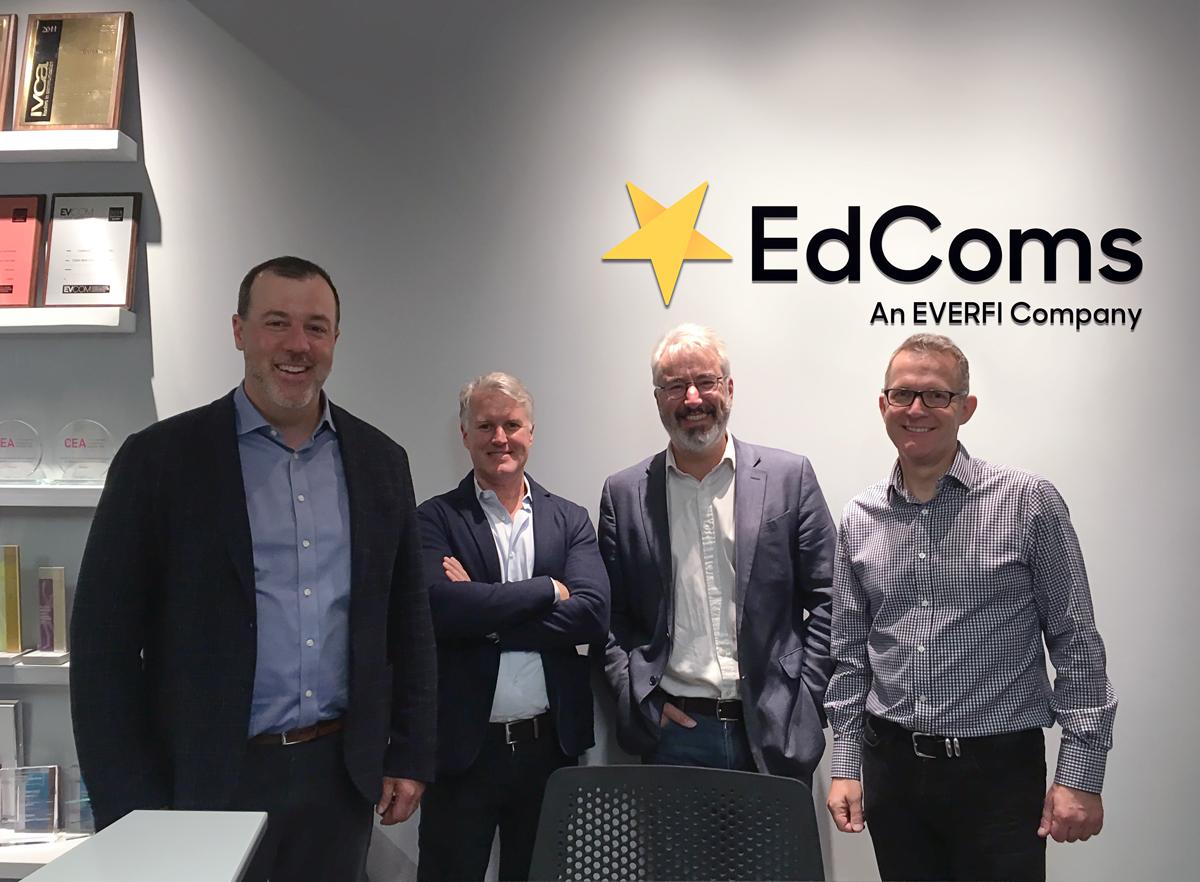EVERFI acquires EdComs