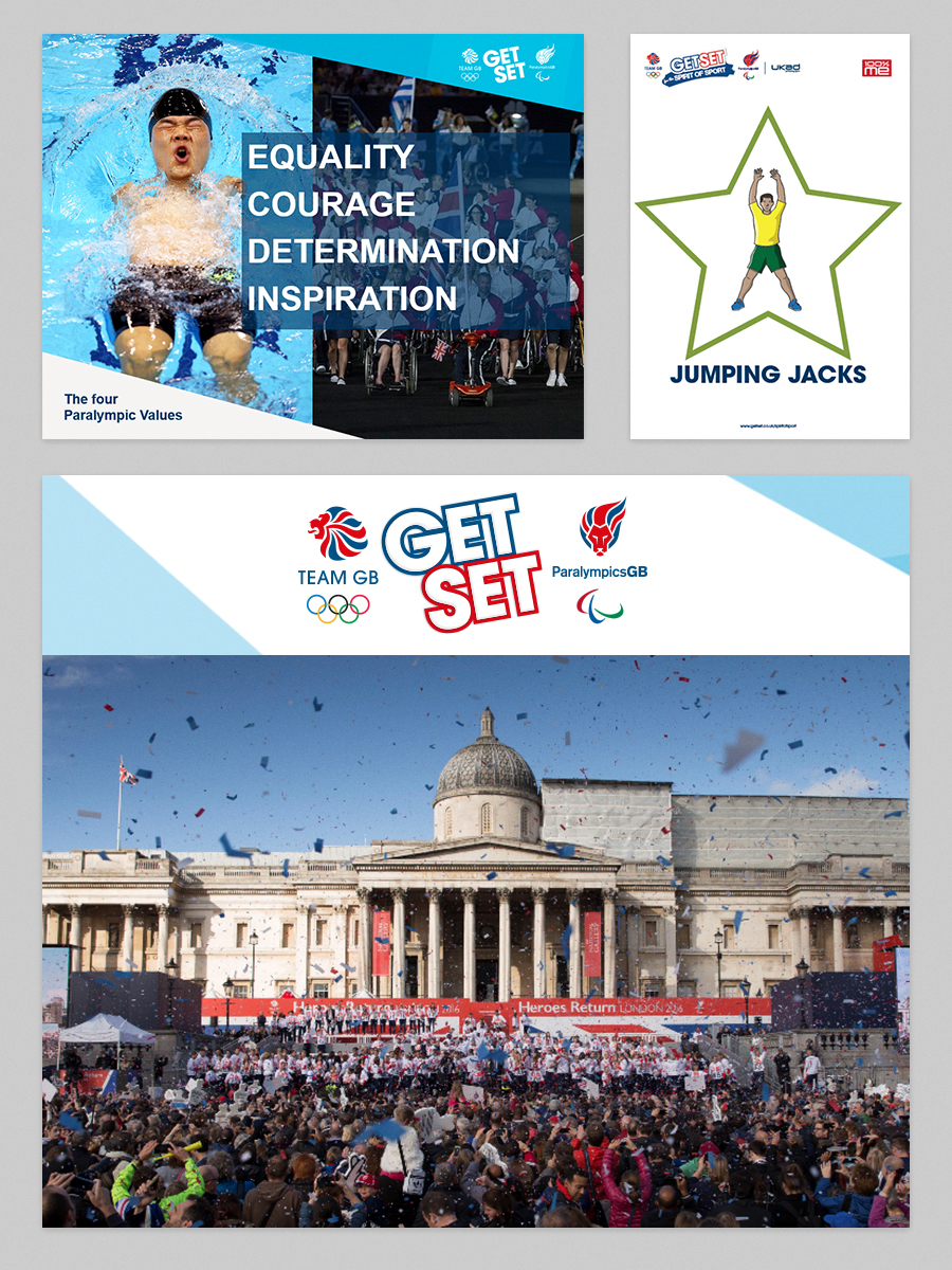 Changing Perceptions of Getting Active with Team GB and ParalympicsGB