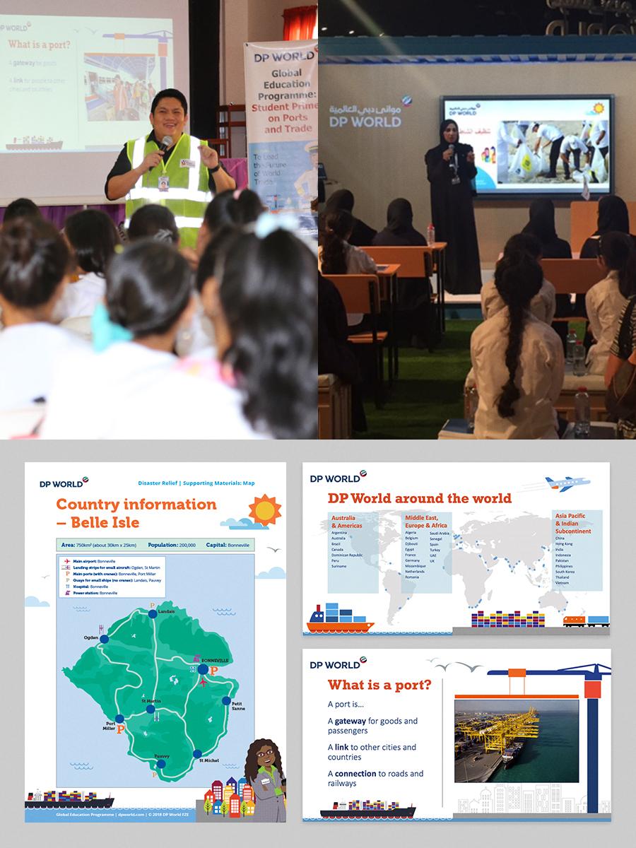 DP World Global Education Programme