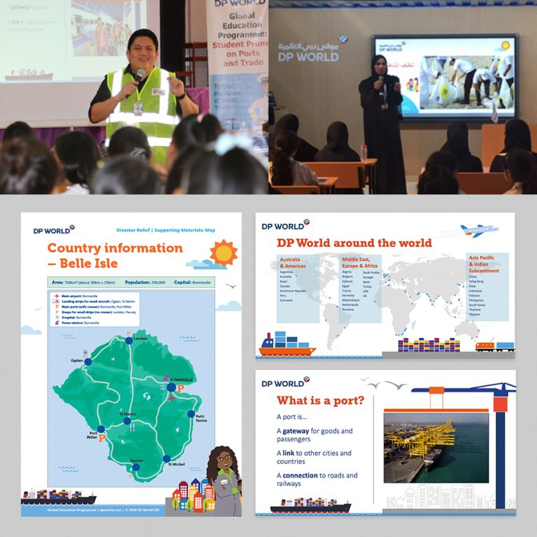 DP World Global Education Programme