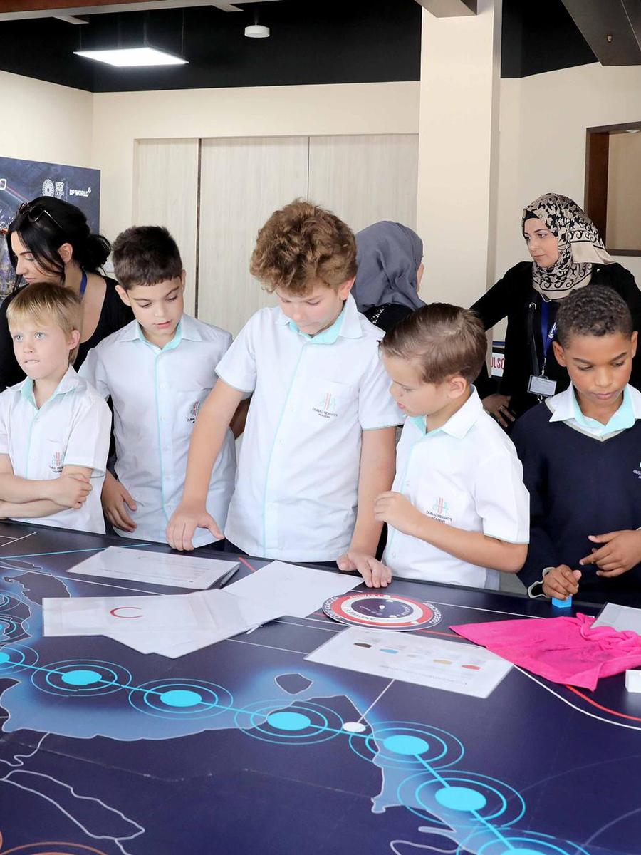 DP World Expo Dubai